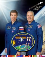 International Space Station Expedition 11 Official Crew Photograph